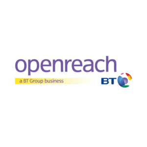 BT Openreach Company Logo